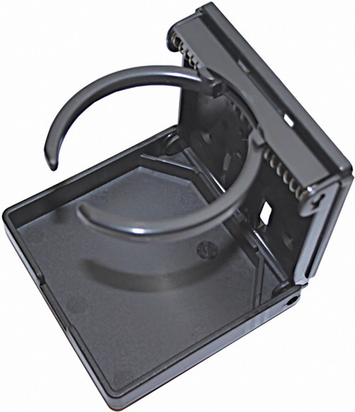 Drink Holder - Folding Black