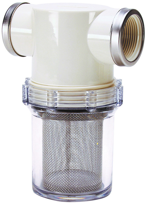 Shurflo Raw Water Strainer 1/2""""""""