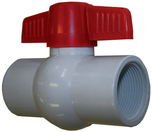 Ball Valve Plast. 20mm
