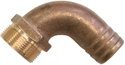 Elbow - Bronze 25mm