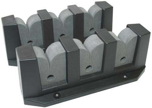 Rod Storage Racks - 3 x Rods Horizontal Mounting