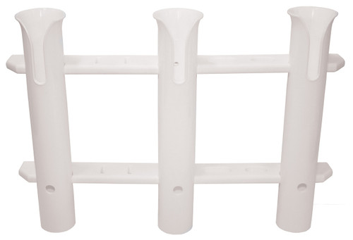 Rod Holder Rack - 3 x Tube