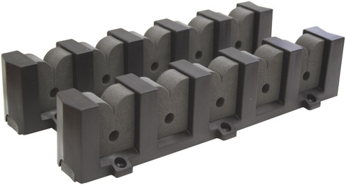 Rod Storage Racks - 5 x Rods Horizontal Mounting