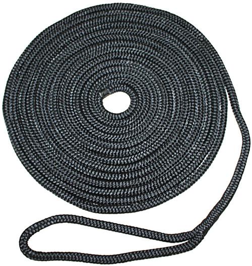 Dockline Black 12mmx10mtr