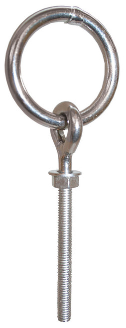 Ring Bolt S/S 6 x 75mm
