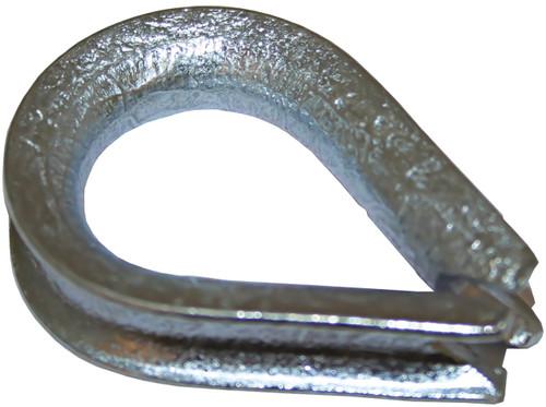 Thimble Galv. 8mm