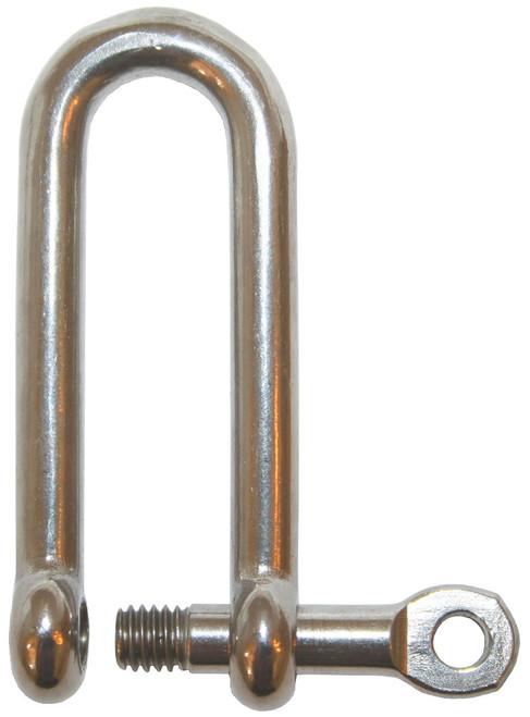 Shackle-Long Dee S/S 10mm