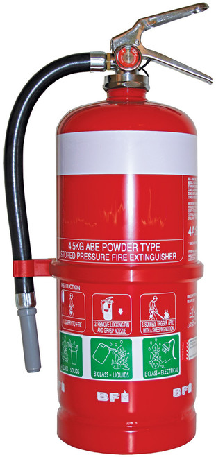 Fire Extinguisher 4.5 kg