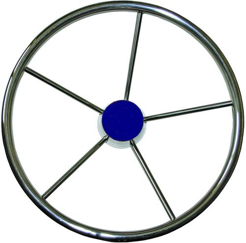 Steer Wheel S/S 385mm Tel