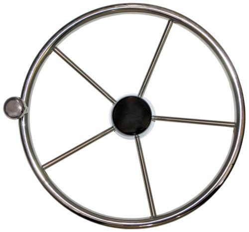 Steer Wheel S/S &Knob 385