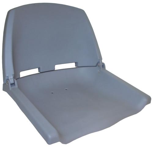 Seat Shell -Folding GREY