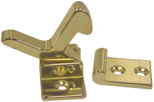 Brass Cupboard Catch