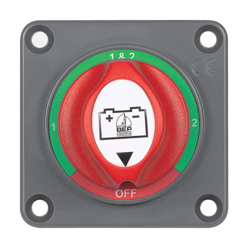 BEP Four Position Switch - Surface Mount