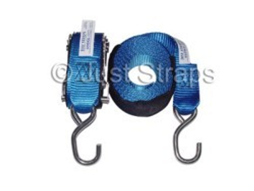 Tie Down Gunwale Straps 50mm x 4.5m