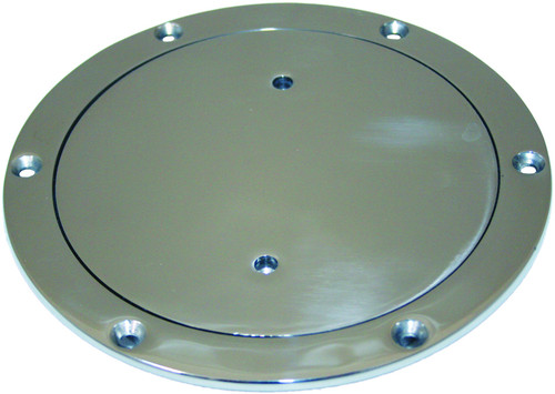 Deck Plate - Cast 316 Stainless 100mm