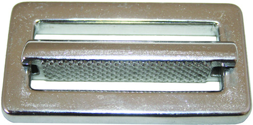 Buckle - Stainless Steel 50mm Sliding Bar