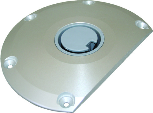 Plug-In Pedestal Base - Dee Shaped