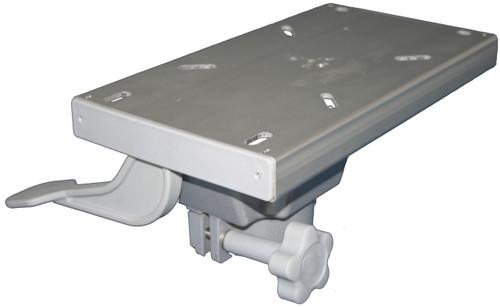 Seat Slide & Swivel Pedestal Top - Suits 73mm post