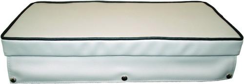 Tinny Seat Cushion - 600mm x 380mm - Grey