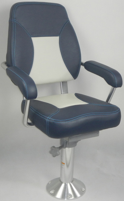 Mini-Mojo Deluxe Helm Seat - Blue