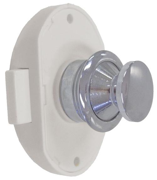 Push Button Cupboard Door Latch - 16mm