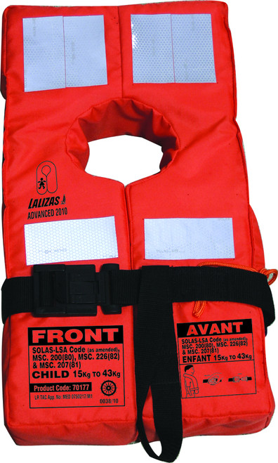 SOLAS Life Jacket - Child