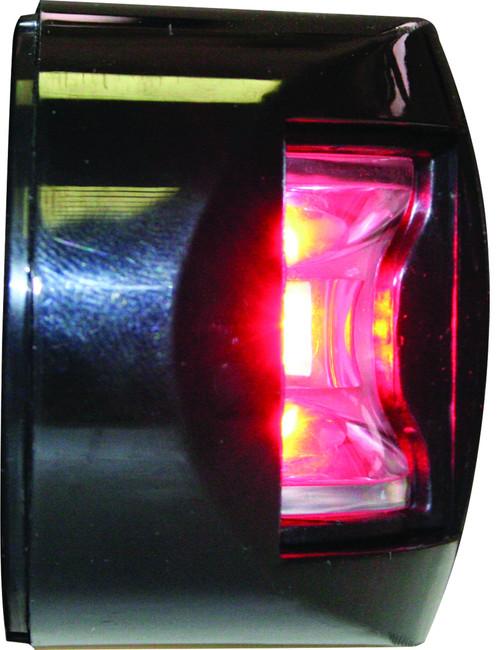 'FOS 12' LED Prt & Stb lights - White Side Mount