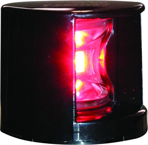 'FOS 12' LED Prt & Stb lights - White Horizontal Mount