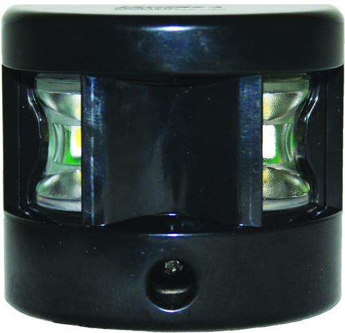 'FOS 12' LED 225 Degree Masthead Light - Black