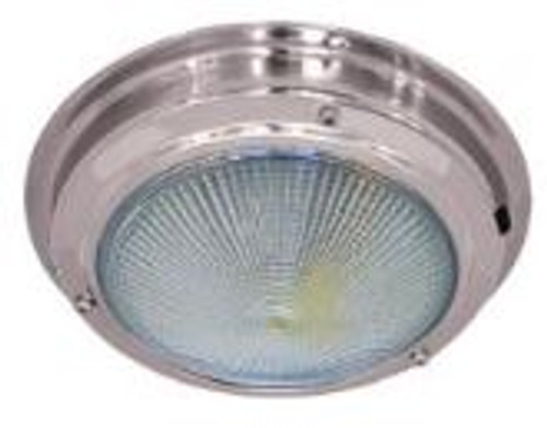 S/S LED Dome Light - Medium