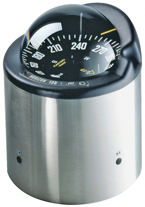 Horizon 135 Power & Sail Compass - Red
