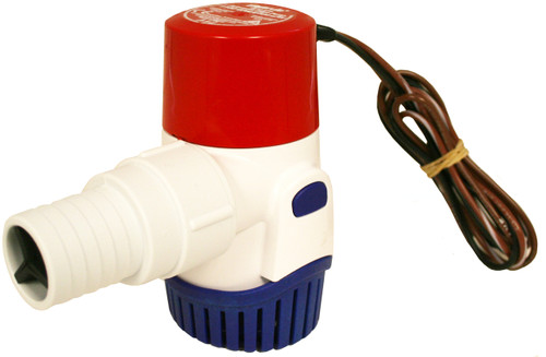 Rule 1100GPH Bilge Pump - Automatic
