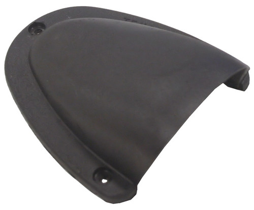 Nylon Cover / Ventilation Scoop Medium Black