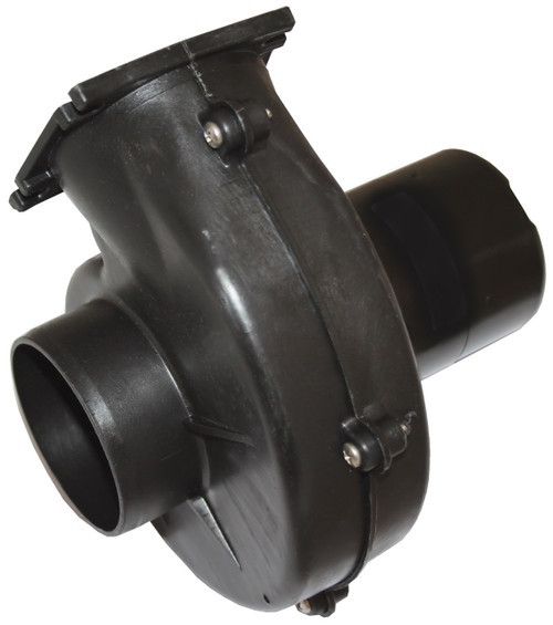 Jabsco Heavy Duty Blower - Flange Mount 12v