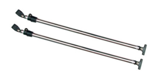 Bimini Support Telescopic Pole Kit