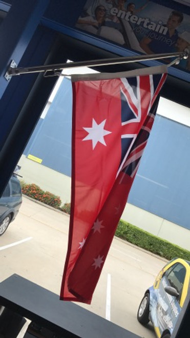 Flag Pole 316 Stainless Steel 1.2m