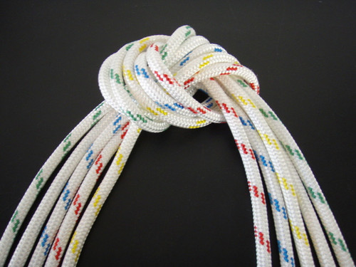 Rope - Double Braid Fleck 6mm x 1metre