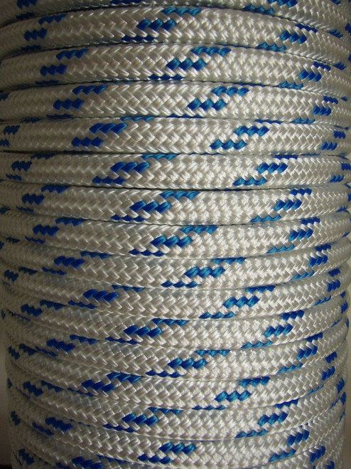 Rope - Double Braid Fleck 8mm x 1metre