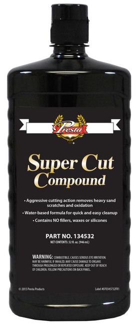Presta Super Cut Compound 946ml