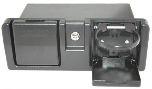 Glove Box - Deluxe Black
