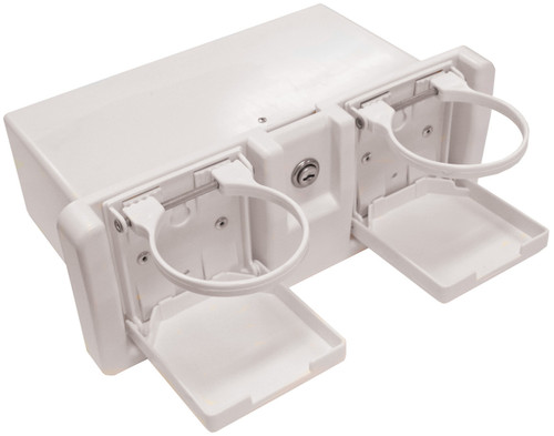 Glove Box Deluxe White