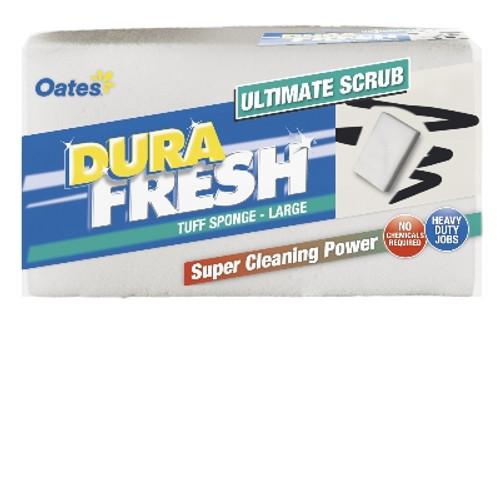 DuraFresh Ultimate Scrub Tuff Large *Magic Sponge*