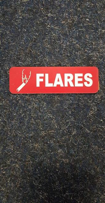 Label 'Flares'
