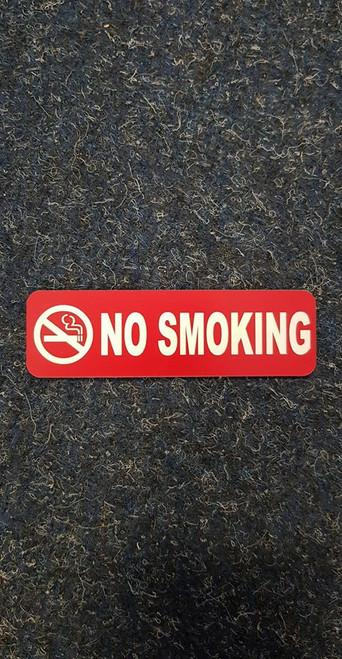 Label 'No Smoking'