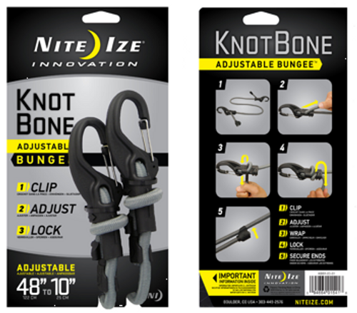 Knot Bone Bungee #9mm