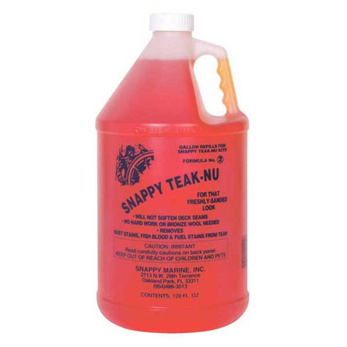 Snappy Teak Cleaner #1 4litre