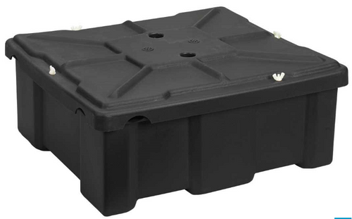 Battery Box 8D Low Profile