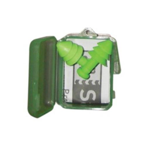 Reusable Green Ear Plugs