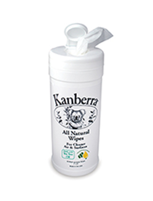Kanberra Tea Tree Oil Wipes