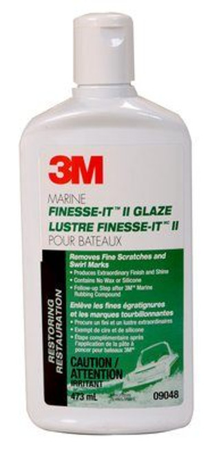 3M Finesse-it II Glaze 473ml